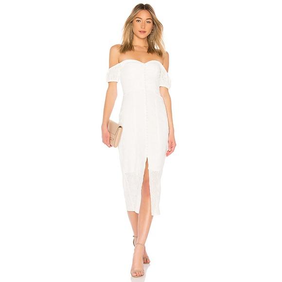 dc42746008 Finders Keepers Maella midi dress. NWT. Finders Keepers.  M_5ac07635a4c485247e55d229. M_5b3b1379a31c336232dda65c.  M_5b3b138d12cd4a858cfffcff